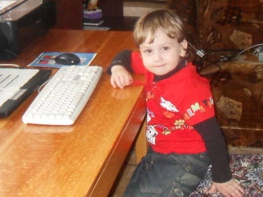внук Кирилл