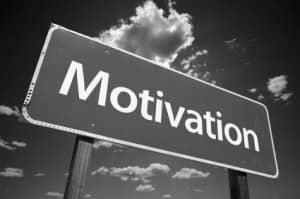 отсутствие мотивации