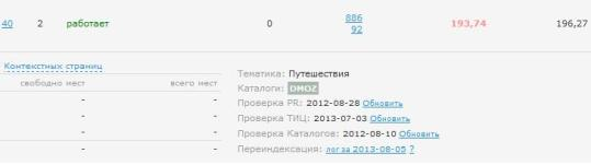 190 рублей со среднего сайта