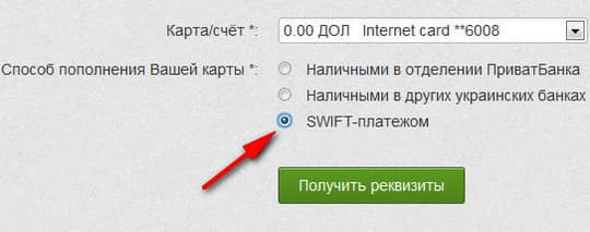 SWIFT-платеж