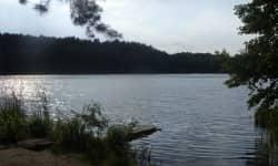 Как мы отдохнули на Голубом озере