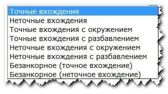 формат ссылок
