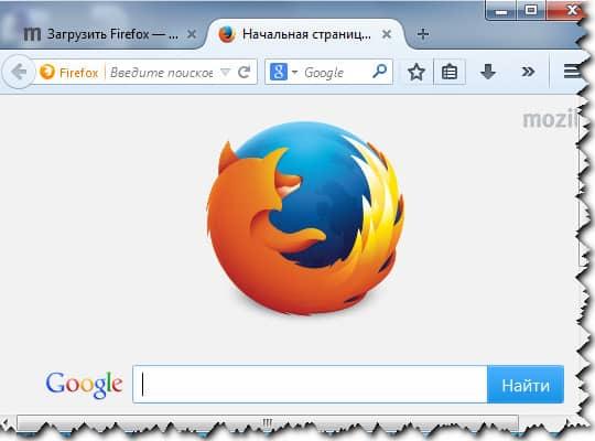 запуск браузера с новым профилем