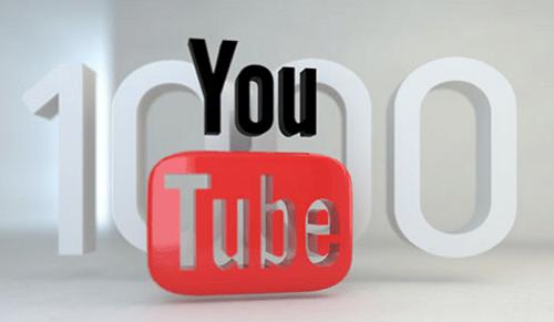 купить 1000 просмотров на youtube