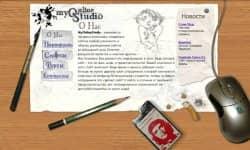 веб-дизайн для сайта