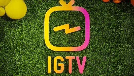 накрутка просмотров IGTV  инстаграм