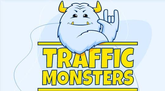 сервис нативной рекламы Trafficmonsters