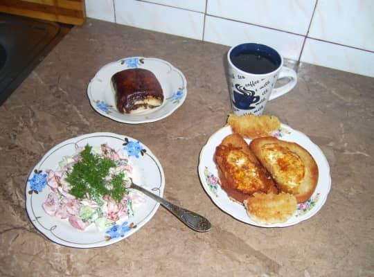 наш обед готов
