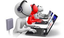 служба поддержки на блог