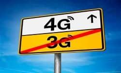 Сравнительные характеристики 3G и 4G сетей
