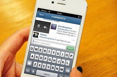 накрутить комментарии в инстаграм онлайн