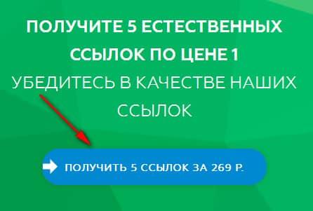 5 ссылок за 269 рублей